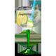 Liköre und weißer Alkohol